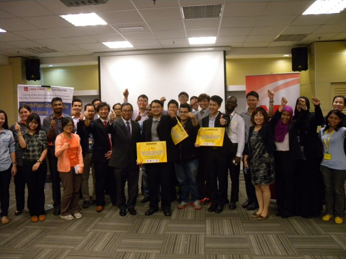 We have a winner for the very first Tech Plan Grand Prix in Malaysia!