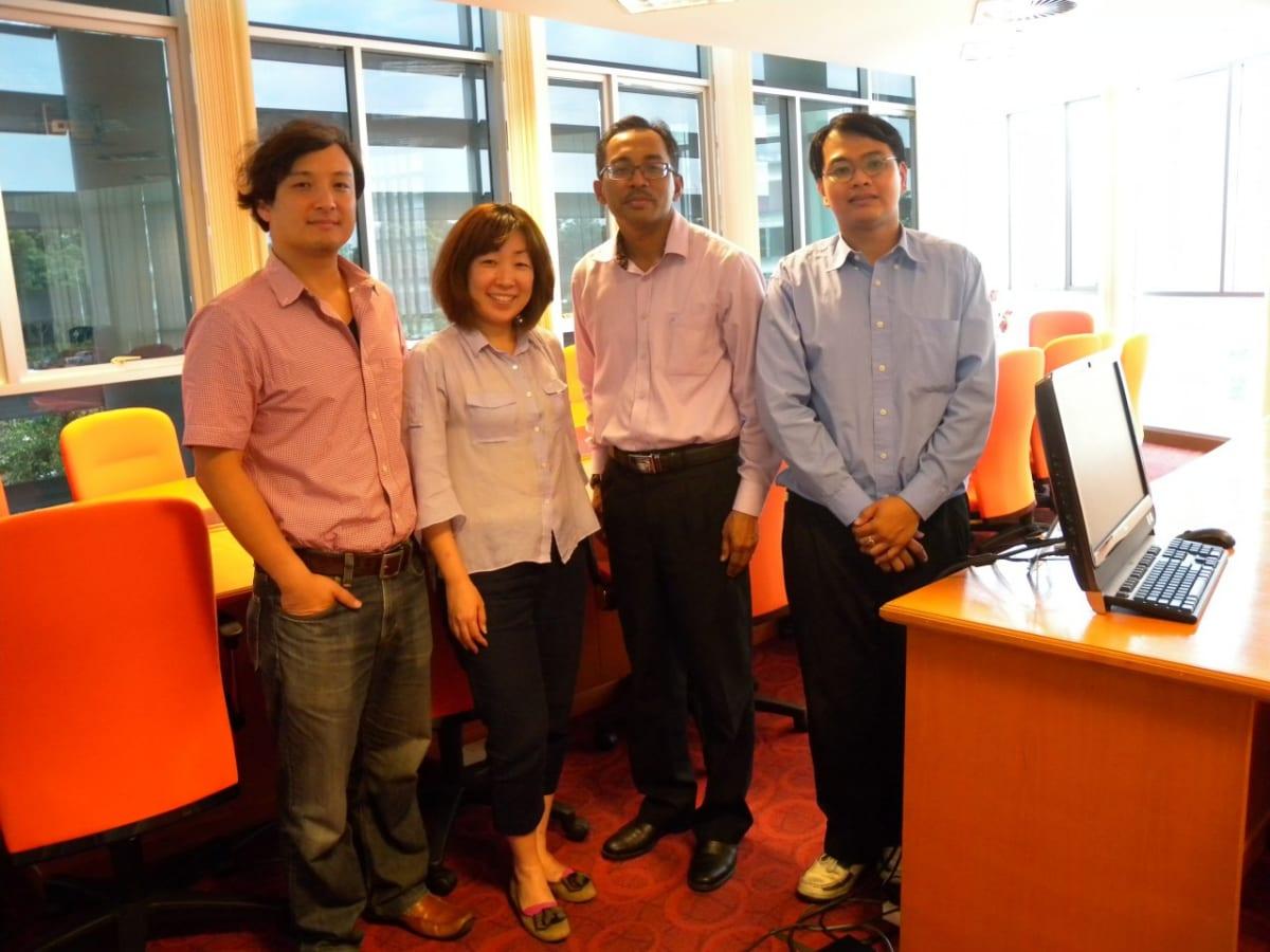 New Encounter at Universiti Putra Malaysia