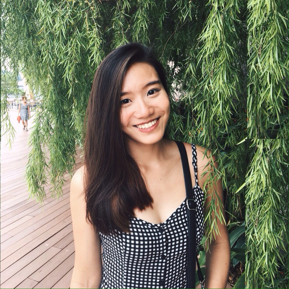 Hi, I'm Lyndi from NUS, Singapore