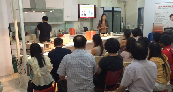 Okinawa Food Tasting Event in Singapore was a Full House