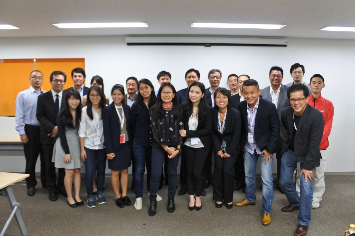 SPRING Singapore and UTCC delegates from Thailand visited Leave a Nest HQ in Tokyo