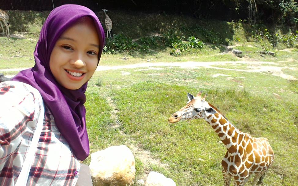 Konnichiwa! I am Adilla from Malaysia.