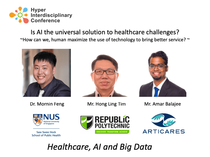 [HIC in Singapore 2019] Is AI really almighty solution we have been searching for?