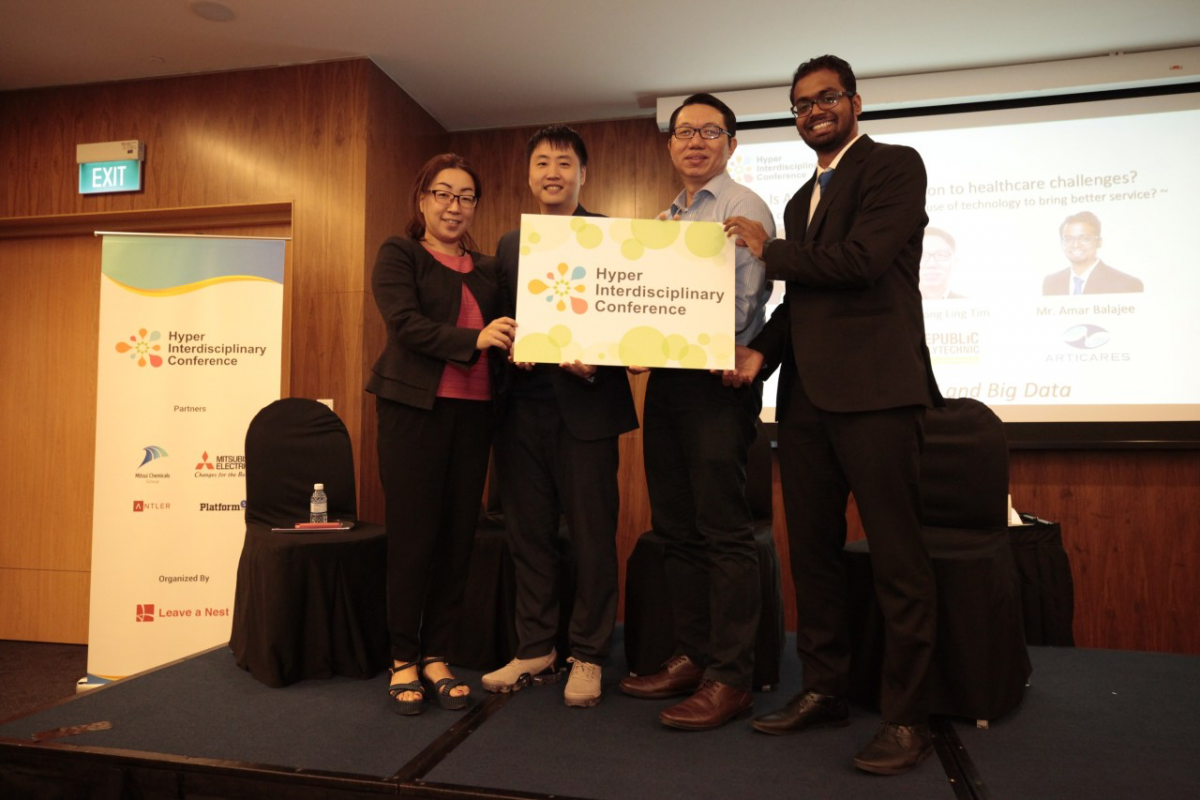 HIC Singapore – How will AI and big data synergise with Medical Technology?