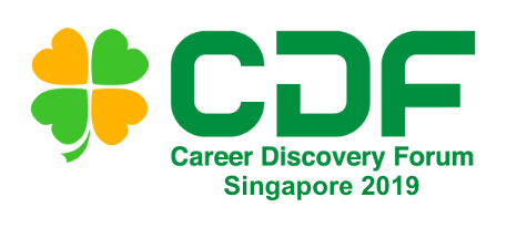 The Inaugural Career Discovery Forum in Singapore 2019 is happening on May 14th!