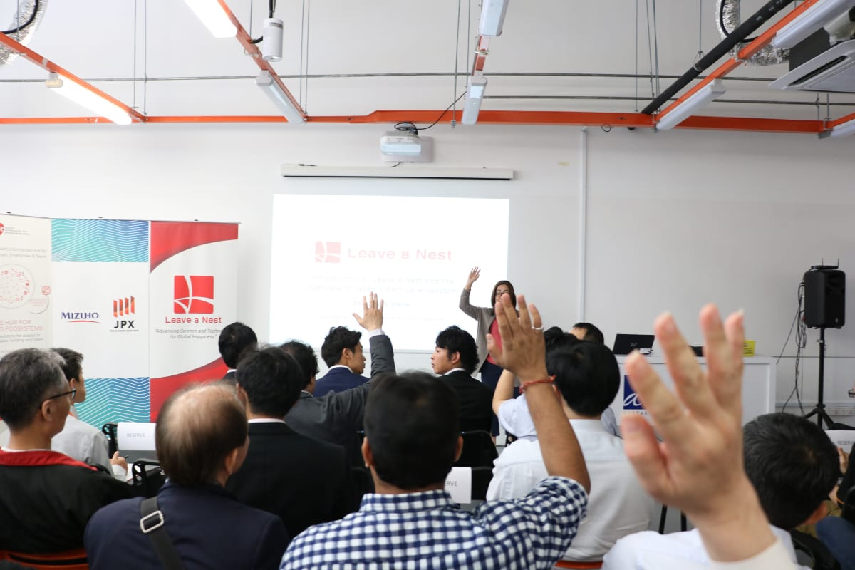 Japan Market Insights – Organized by A*ccelerate x ACE x Leave a Nest Singapore
