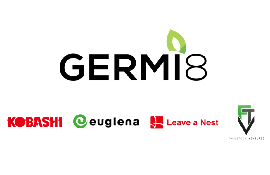 Leave a Nest, FocusTech Ventures, Kobashi Industries and euglena, launches Germi8 Pte. Ltd., an agri-food focused private investment firm in Southeast Asia