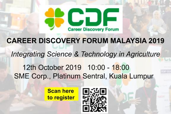 Career Discovery Forum in Malaysia is back! Book your seats today!