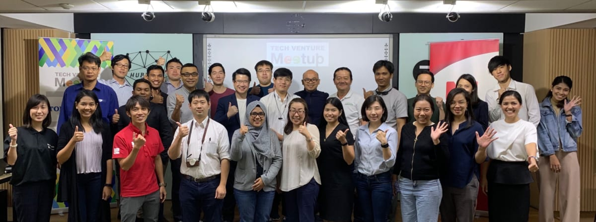 Leave a Nest Singapore successfully conducted TECH VENTURE MEETUP in THAILAND 2019