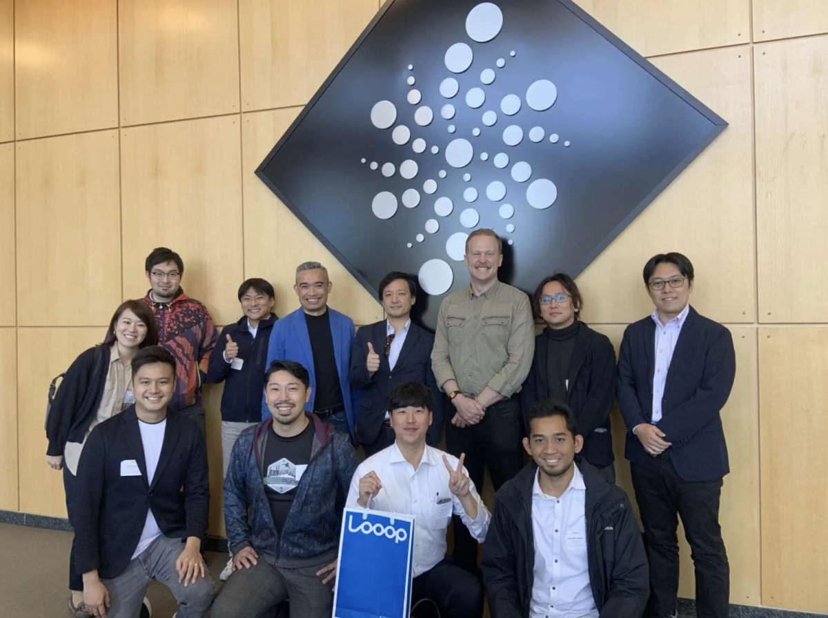 Leave a Nest has coordinated business tour in Silicon Valley!