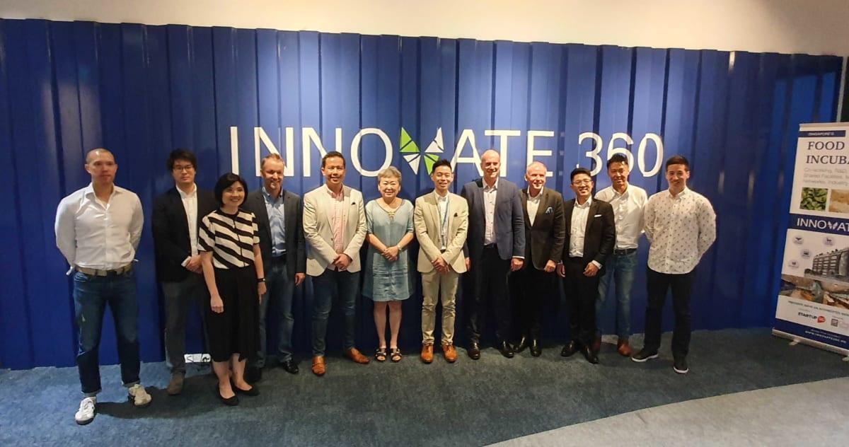 Leave a Nest Singapore is a Strategic Partner of the Feed 9 Billion Platform