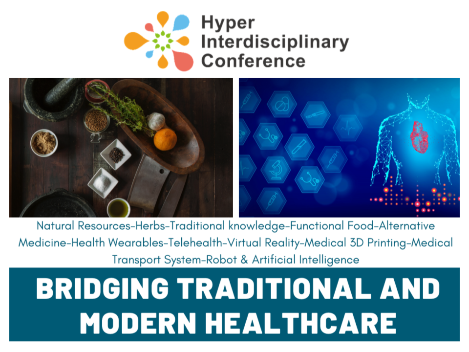 The second Hyper Interdisciplinary Conference in Malaysia is on 18th January 2020. Register now!