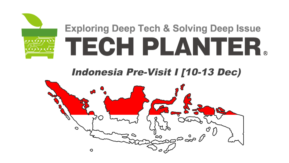 Meet Leave a Nest Team in JAKARTA from 10th-13th December 2019
