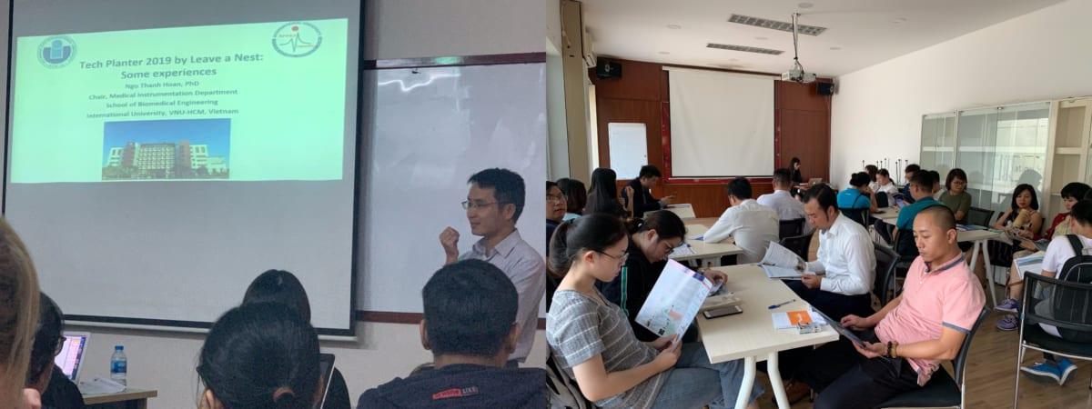 TECH PLANTER Vietnam First Visit – Thank You Vietnam Ecosystem Partners