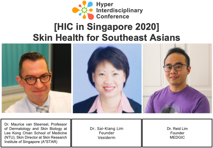[HIC in Singapore 2020] Skin Health for Southeast Asians