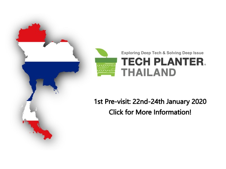 Meet Leave a Nest Team in Bangkok this week, 22nd-24th January 2020