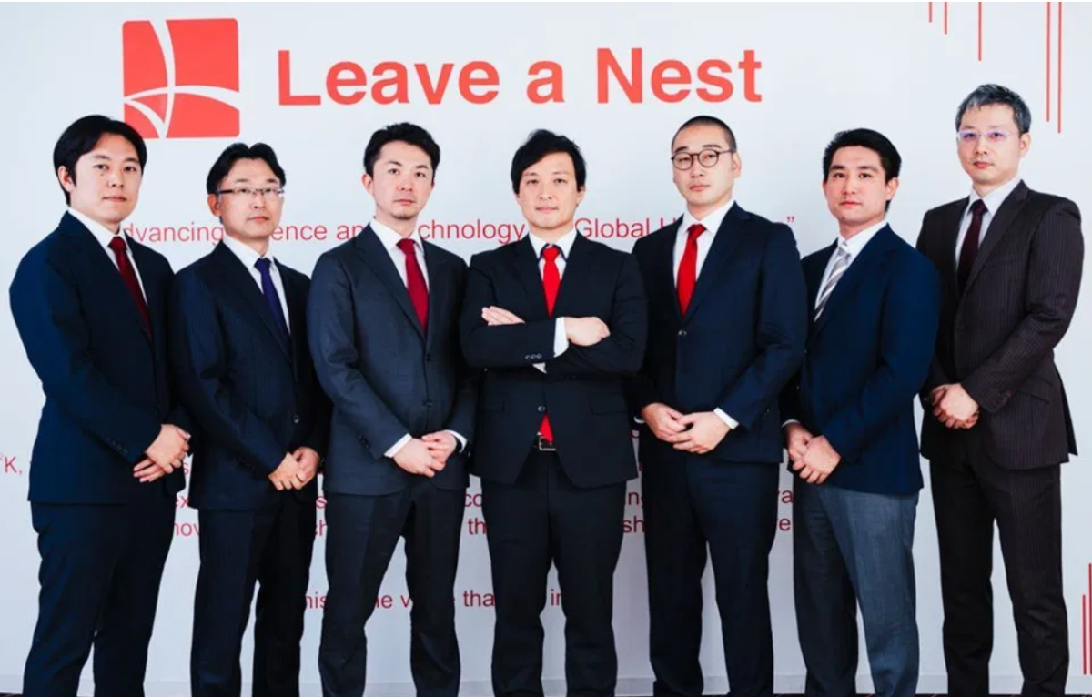 Greetings from Leave a Nest Group