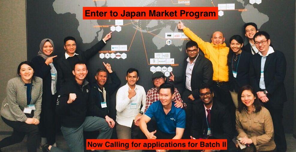 """[Announcement]- Calling applicants for  """"Enter to Japan Market"""" Program Batch 2"""