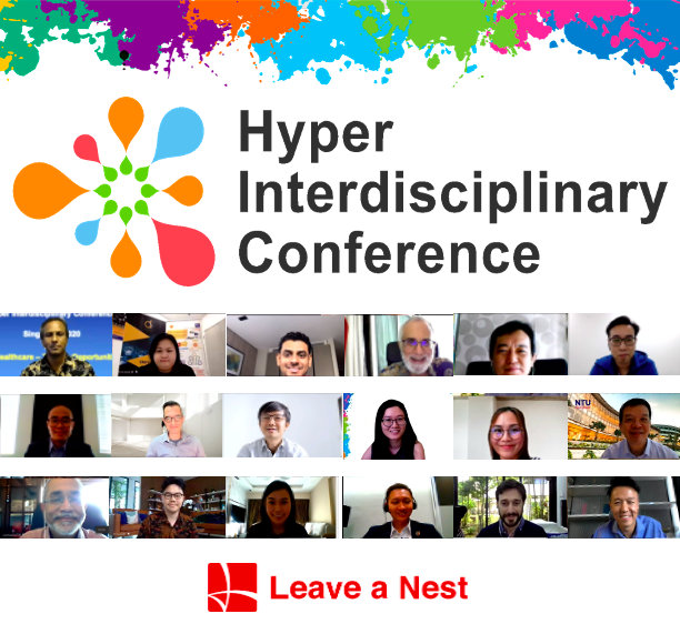 Hyper Interdisciplinary Conference in Singapore 2020 Completion!