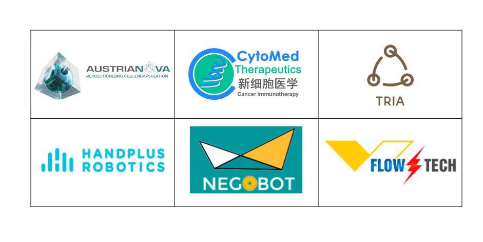 "[Announcement]: Six SG based startups selected for ""Enter to Japan Market Prog 2020""- Batch II"
