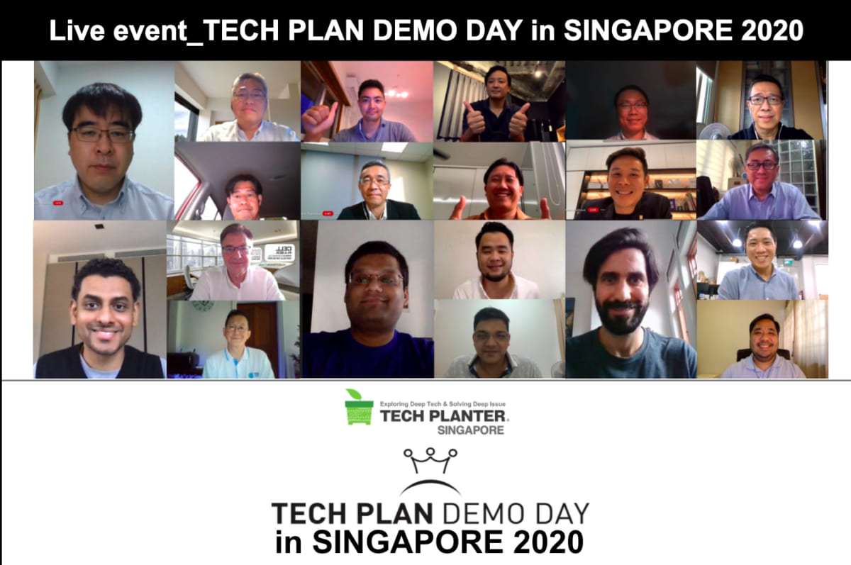 CytoMed Therapeutics crowned as the Grand Winner of TECH PLAN DEMO DAY in Singapore 2020