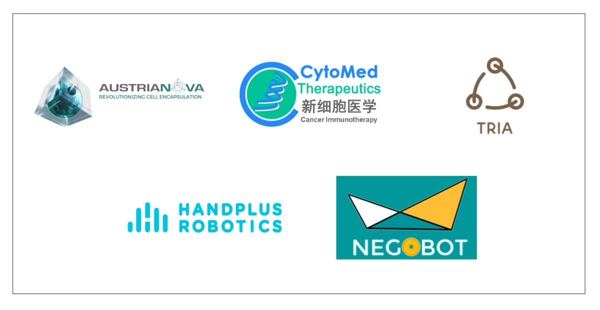 "[Announcement]: Five SG based startups selected for ""Enter to Japan Market Prog 2020""- Batch II"