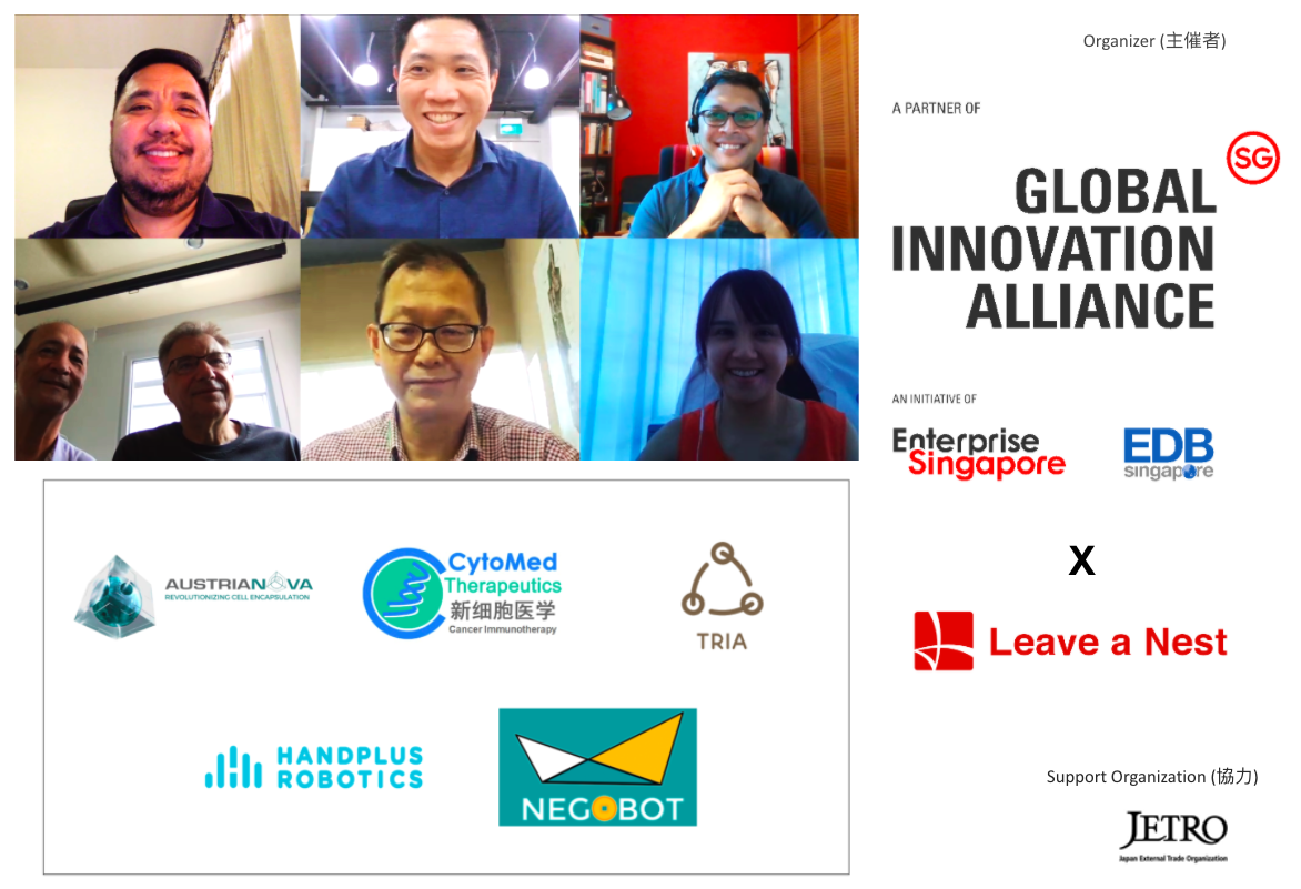 """[Announcement]- Online pitching and panel session for Batch 2- """"Enter to Japan Market"""" Program"""