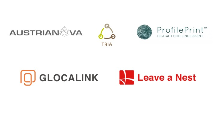 Proud to announce Leave a Nest Singapore co-invested with Glocalink Singapore to accelerate food tech startups in Singapore