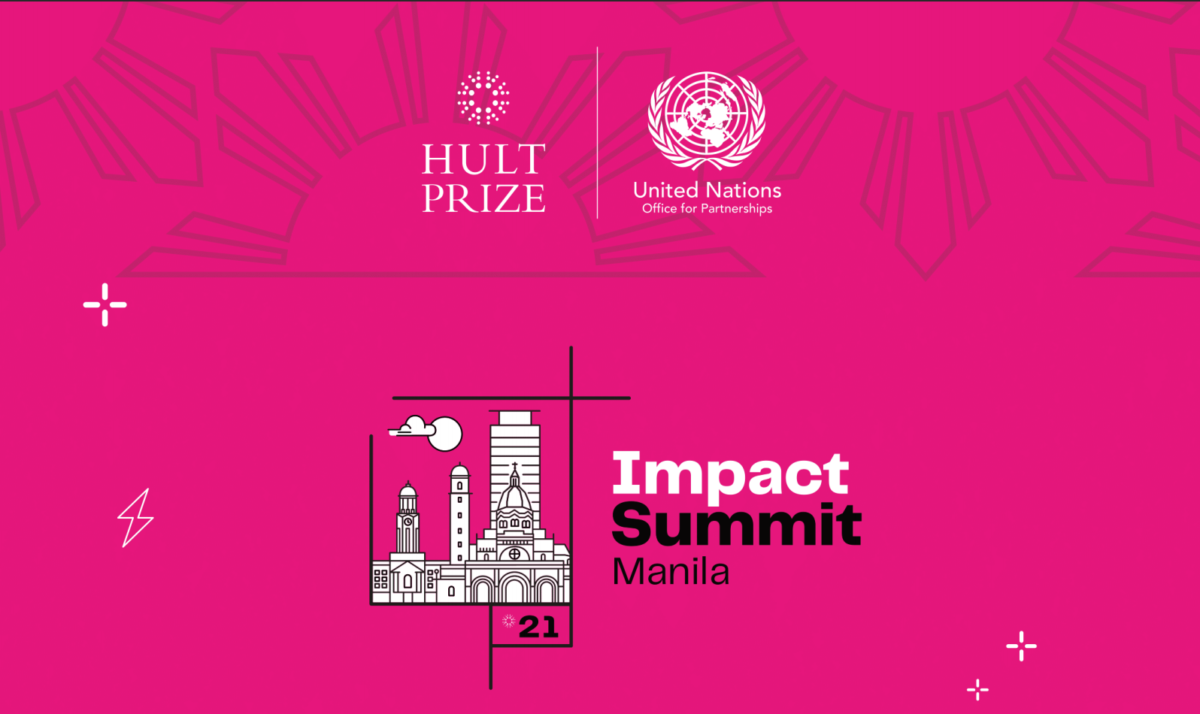 Leave a Nest conducts workshop for Hult Prize 2021 Manila Summit