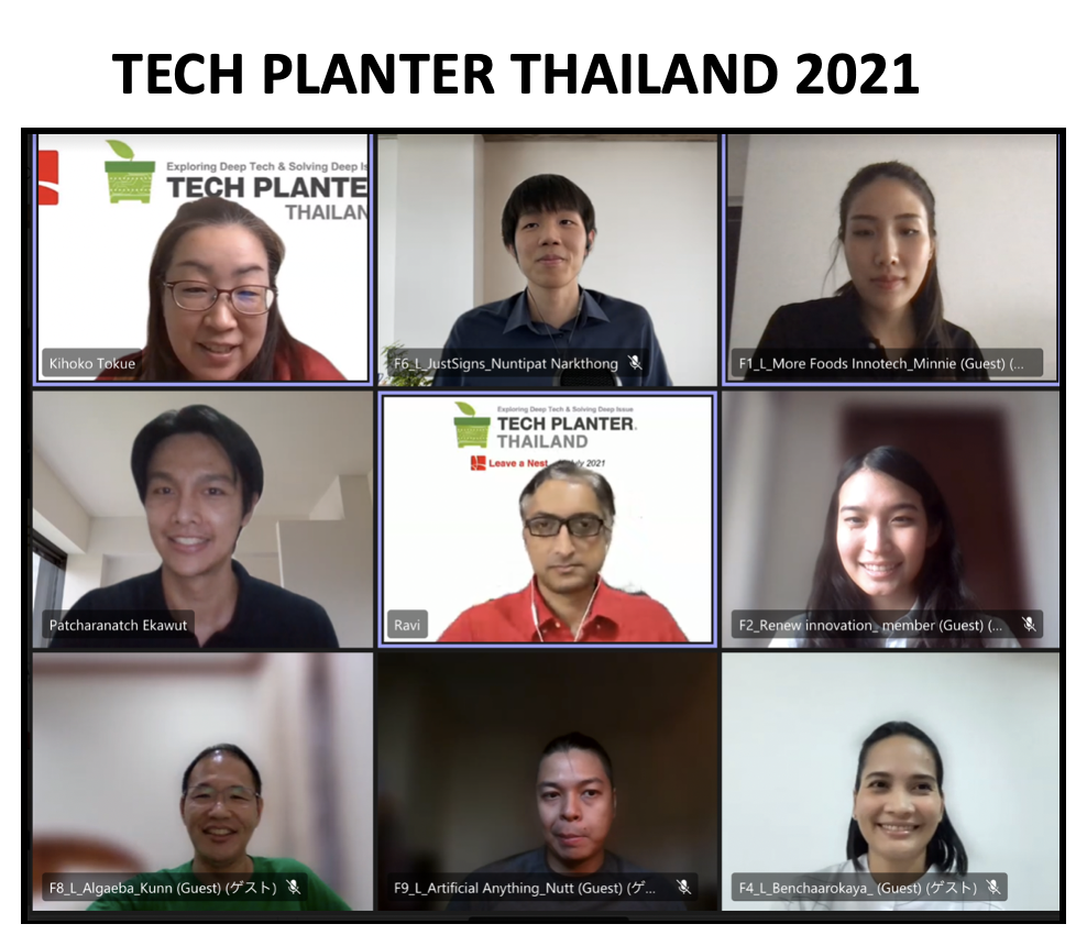 JustSigns is the Grand Winner of TECH PLAN DEMO DAY in Thailand 2021