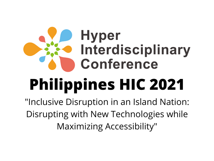 Hyper Interdisciplinary Conference in the Philippines 2021 to happen on December!